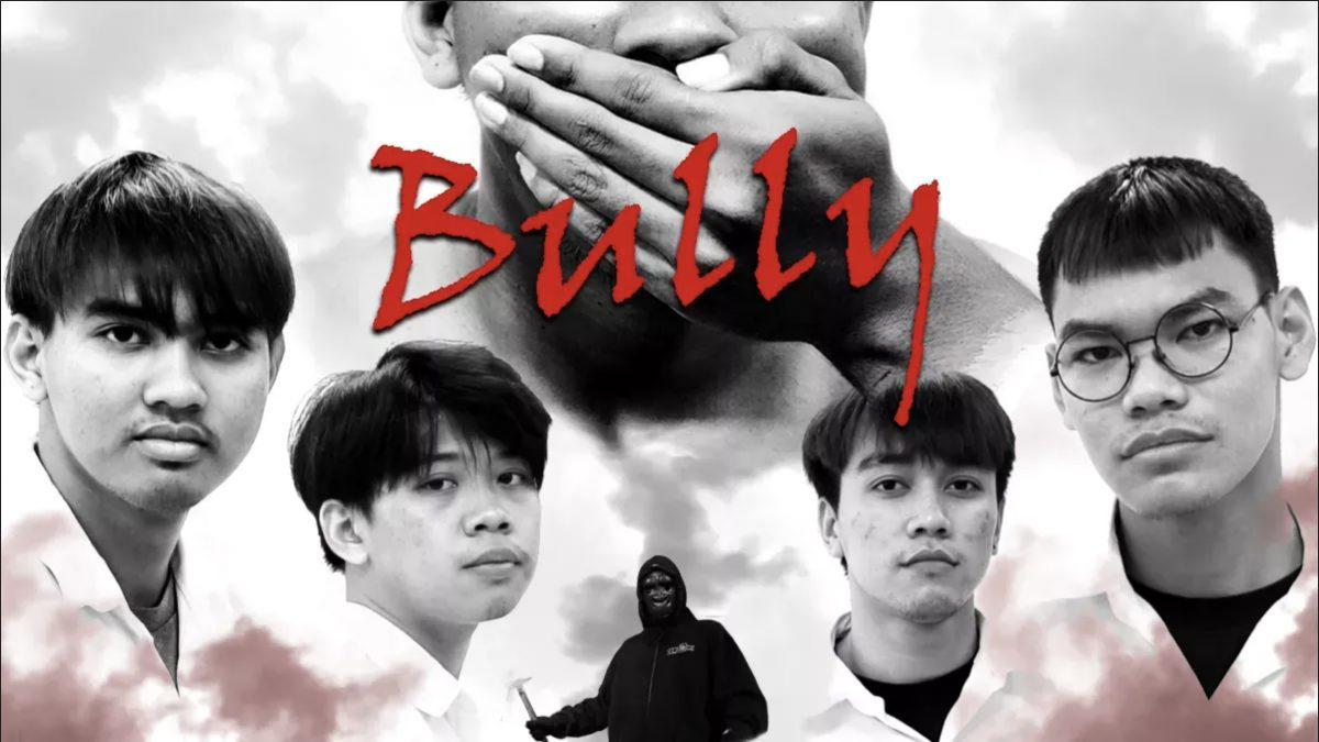""""""" Bully """" ผลงานหนังสั้นจาก ทีม 4Grean"""