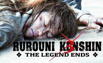 Rurouni Kenshin 3 : The Legend Ends รูโรนิ เคนชิน คนจริง โคตรซามูไร
