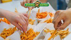 คนแห่ต่อคิว Potato Corner Thailand ไม่ใช่แฟน แต่กินแทนได้