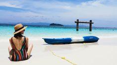 เกาะนาวโอพี ทะเลเมียนมาร์ หาดขาว น้ำใส ปะการังสวย