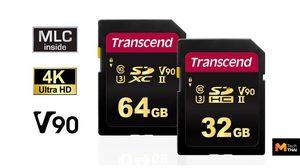 ทรานส์เซนด์ ส่งการ์ดหน่วยความจำ SDXC/SDHC 700S  ตอบโจทย์นักสร้างคอนเทนต์