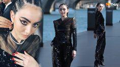 ใหม่ ดาวิกา โชว์สเต็ป เดินแบบบนแม่น้ำ ตัวแทนสาวไทยเพียงหนึ่งเดียว!!