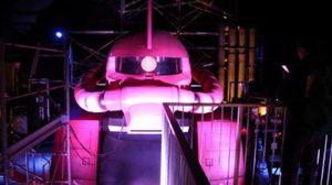 เก็บตกภาพนิทรรศการ Zaku II จัดแสดงในสวนสาารณะ Nasu Highland Park !!
