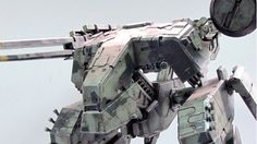 Metal Gear Rex ตัวแรง ตัวเทพ จากThreeA