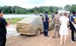 พบศพวิศวกรพร้อมรถยนต์จมใต้บึงน้ำ จ.จันทบุรี