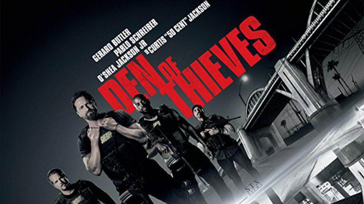 ตัวอย่างภาพยนตร์ Den of Thieves โคตรนรกปล้นเหนือเมฆ