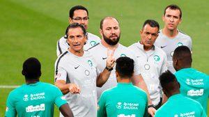 ไม่กลัวเจ้าภาพ! กุนซือซาอุฯหวังโค่นรัสเซียประเดิมสนามฟุตบอลโลก