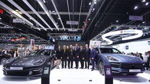 Porsche เปิดตัวรถยนต์ 3 รุ่นใหม่ ครั้งแรกในประเทศไทย
