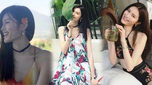 Sui He สาวหมวยนางฟ้า วิคตอเรีย ซีเคร็ท บินมา แจกความสดใส ถึงเมืองไทย!!