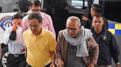 ศาลไม่ให้ประกันตัว 5 ผู้ต้องหา คดีทุจริตเงินทอนวัด หวั่นหลบหนี