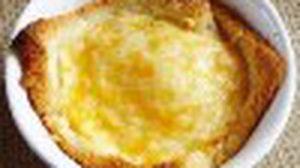 ขนมปังไข่อบชีส ทำโคตรง่ายภายใน 3 นาที