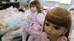 บุกยึด! 'ตุ๊กตาลูกเทพ' ย่านสำเพ็งกว่า 150 ตัว ฐานเลี่ยงภาษี