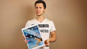 คลิป ทดสอบความถึกของ iPad Pro ด้วยการ Drop และ Bend Test กัน
