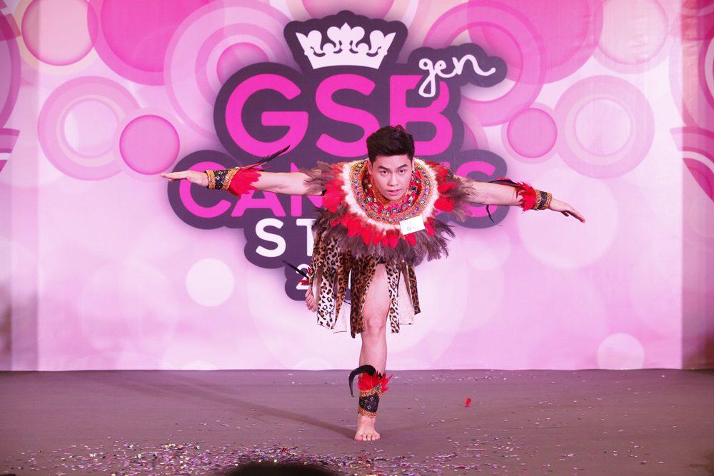 ภาพการแสดงความสามารถพิเศษ ผู้เข้ารอบคัดเลือกภาคใต้ GSB GEN 2018