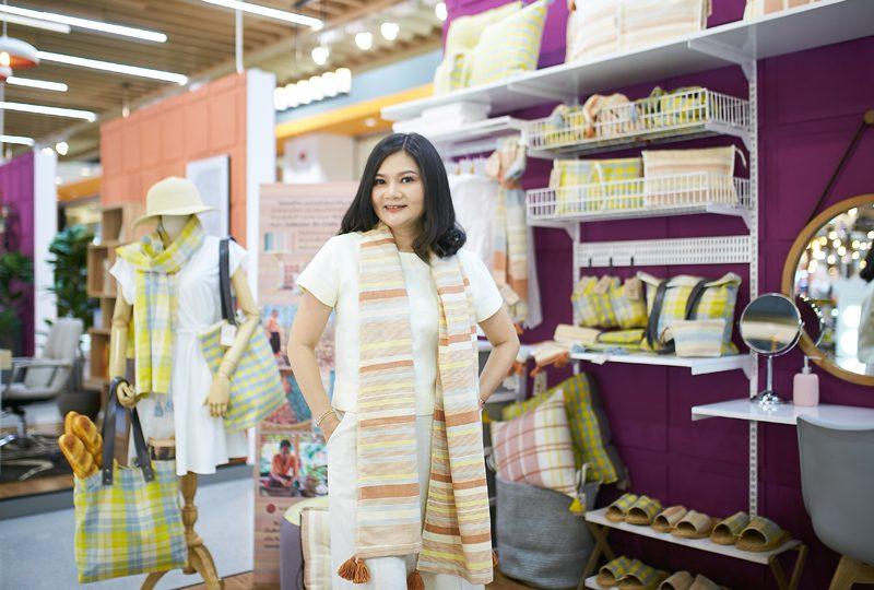 """โฮมโปร ยกระดับสินค้ากลุ่ม Textile แบรนด์ HLS เปิดตัวคอลเลคชั่น """"BU Crafts"""""""