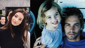 มีโดว์ วอล์กเกอร์ ลูกสาว Paul Walker - โตแล้วสวยน่ารักมาก