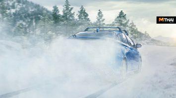 Toyota ปล่อยภาพทีเซอร์ เผยให้เห็นด้านท้าย AWD Prius ก่อนเปิดตัวปลาย พ.ย.