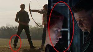 สองเรื่องที่น่าสนใจที่ชาวเน็ตเห็นจากตัวอย่างล่าสุดหนัง Avengers: Endgame