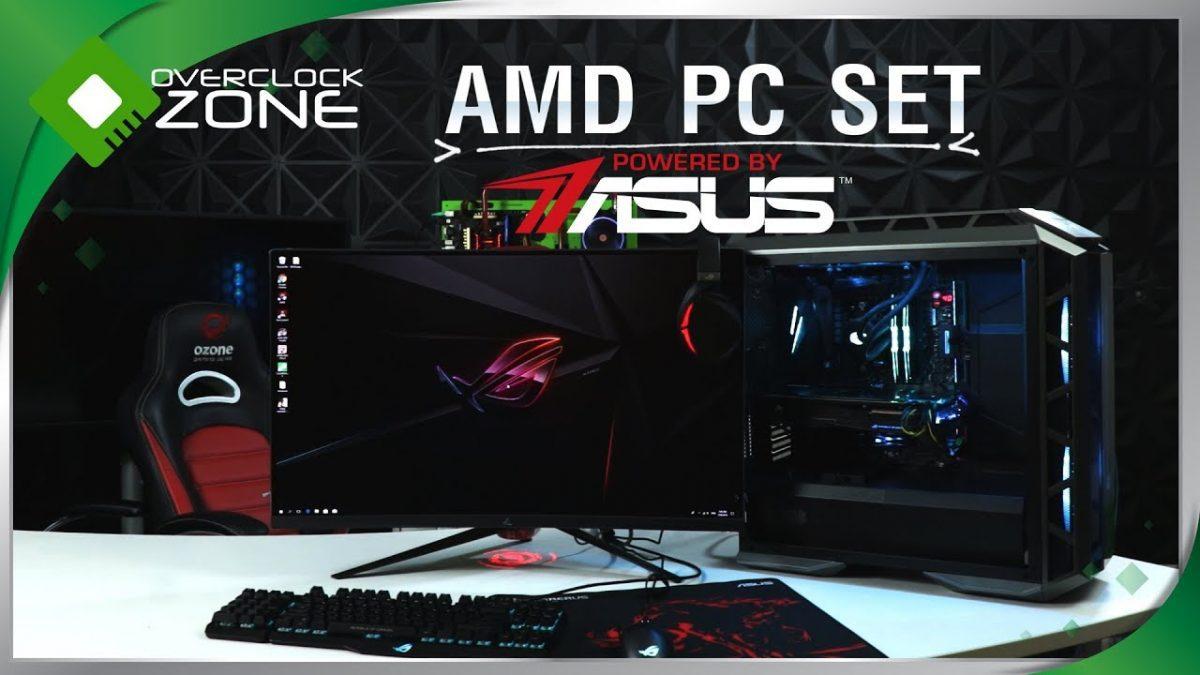รีวิว คอมชุด AMD PC Set Powered by ASUS