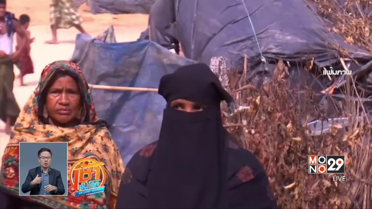 ชาวพุทธเผชิญหน้าชาวมุสลิมในนครย่างกุ้ง