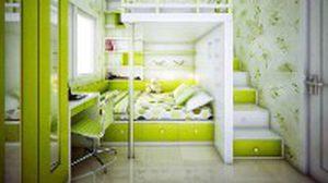 ไอเดียประจำวันพุธ! กับการแต่งห้องนอนโทนสีเขียวสบายตา