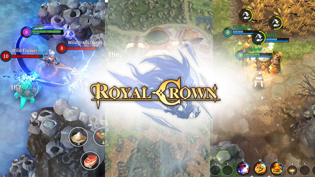 เคล็ดลับการเล่น Royal Crown สำหรับมือใหม่ เปิดตำราการเอาตัวรอดใน Survival MOBA ฉบับนักล่าจิ๋ว