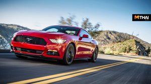Ford Mustang ครองอันดับรถ สปอร์ตคูเป้ ที่ขายดีที่สุดในโลก 4 ปีซ้อน