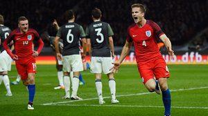 อังกฤษ จัดโปรแกรมอุ่นเครื่องเยือน เยอรมัน ที่ดอร์ทมุนด์กลางปี 2017