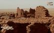 เมืองโอเอซิสสีแดงในแอลจีเรีย