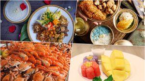 รวมโปรโมชั่น อาหารโรงแรม, ร้านอาหาร  เมนูคลายร้อนช่วงสงกรานต์ และตลอดเมษา 2562