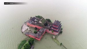 12 เมืองในอันฮุยประกาศ 'ฉุกเฉินน้ำท่วม' หลังฝนตกหนักต่อเนื่อง