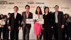 StartUp คนไทย SocialGiver คว้าชัยชนะ สุดยอดโมบายแอปฯ แห่งภูมิภาค