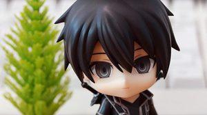 หัวโตตัวเล็กน่ารัก Kirito จาก Sword Art Online