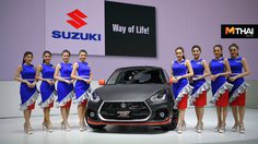 Suzuki อวดโฉม Suzuki Swift Sport ในงาน Motor Expo 2018