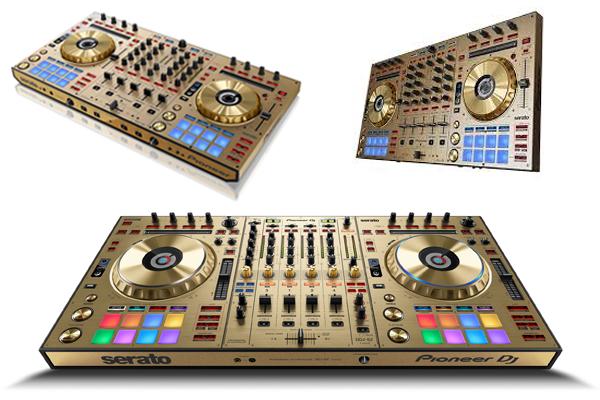 02. PIONEER DDJ-SX GOLD EDITION DJ CONTROLLER