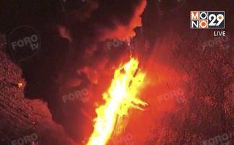 ท่อน้ำมันระเบิดในเม็กซิโก