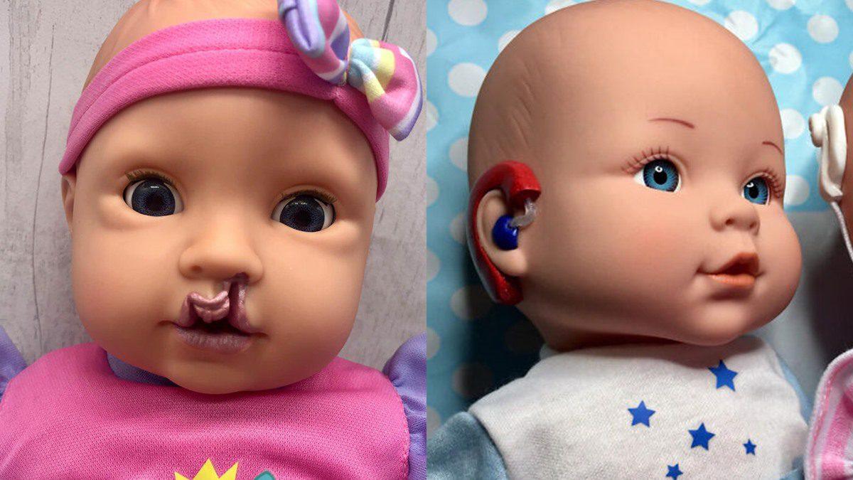 คุณแม่ดัดแปลงตุ๊กตา ให้ลูกสาวหูหนวก ลดปมด้อยในใจ และส่งต่อให้คุณแม่ท่านอื่นๆอีกด้วย