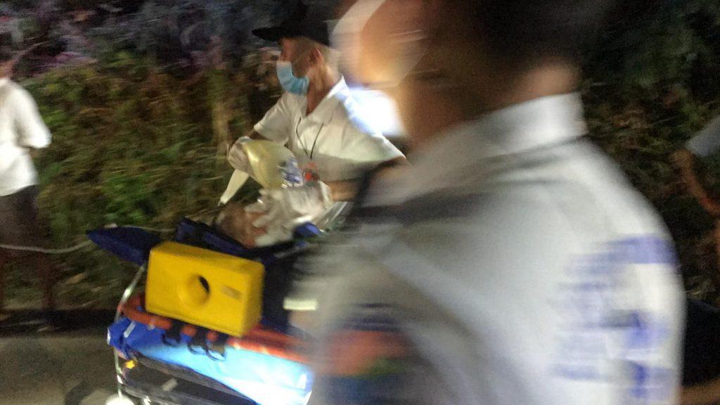 ไฮโซปลาวาฬ เจ้าของศรีพันวา  ประสบอุบัติเหตุรถชนเสาไฟ บาดเจ็บสาหัส
