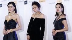 เบนซ์-โบวี่-ปาย เดินแฟชั่นโชว์เครื่องประดับฝีมือนักออกแบบไทย GIT's World Jewelry Design Awards 2018