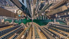 ดูกี่ที่ก็ไม่เบื่อ! ภาพมุมสูง วิวพาโนรามา เมืองต่างๆ รอบโลก