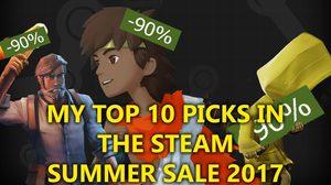 10 เกมน่าซื้อช่วง Steam Summer Sales พลาดแล้วจะเสียดาย !!