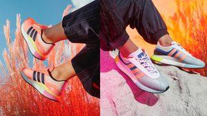 อาดิดาส ออริจินอลส์ SL รองเท้าน้ำหนักเบาผสมผสานแรงบันดาลใจยุค 70