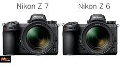 นิคอน เปิดตัว Nikon Z 7 และ Z 6 กล้อง Mirrorless เซนเซอร์ฟูลเฟรม พร้อเลนส์ระบบ Z mount ใหม่