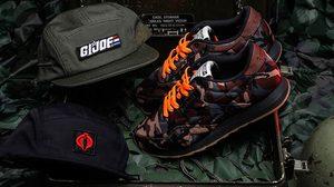 Reebok x Shoe Palace ฉลองครบรอบ 25 ปีกับสนีกเกอร์ลายคาโม่ในธีม G.I. Joe