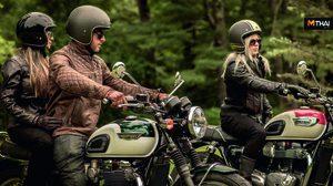 Triumph Motorcycles ชวนเปลี่ยนบรรยากาศ กับรถมอเตอร์ไซค์ 3 สไตล์