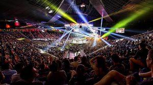 เดินหน้าเต็มตัว! ONE จับมือ GAMMA ยื่นเรื่องดัน MMA บรรจุแข่งขัน โอลิมปิก