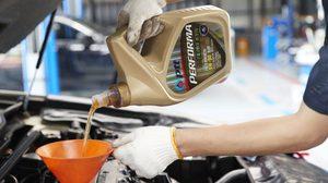 ไขรหัสลับเลขข้างกระป๋องน้ำมันเครื่อง ค่าความหนืดที่ผู้ใช้รถต้องรู้