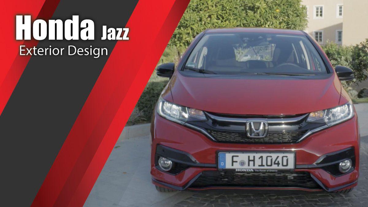 2018 Honda Jazz Exterior Design