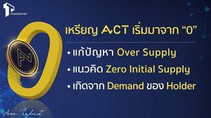 Acme Traderist สร้างเหรียญ ACT (Acet)DeFansFi รูปแบบใหม่ เขย่าวงการ DeFi