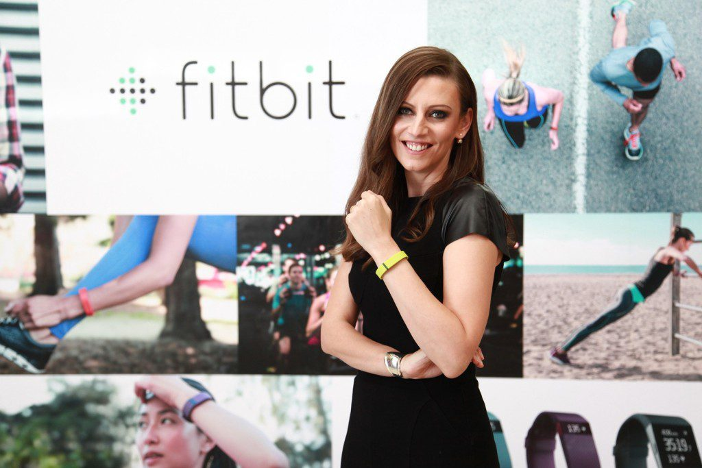Jaime Hardley Senior Director Marketing Asia Pacific Fitbit
